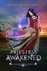 Priestess Awakened: A Reverse Harem Fantasy (Guardians of Sky and Shadow Book 1)