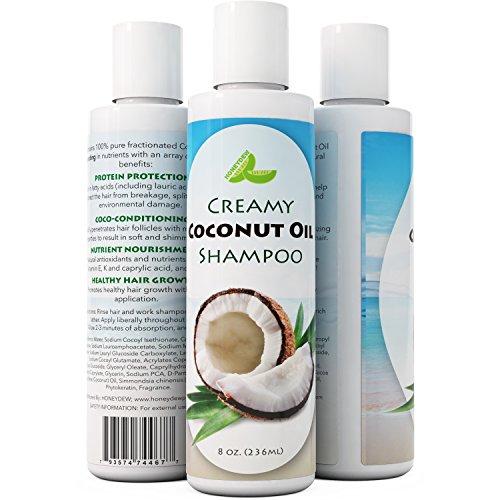 All Natural Hair Regrowth Shampoo