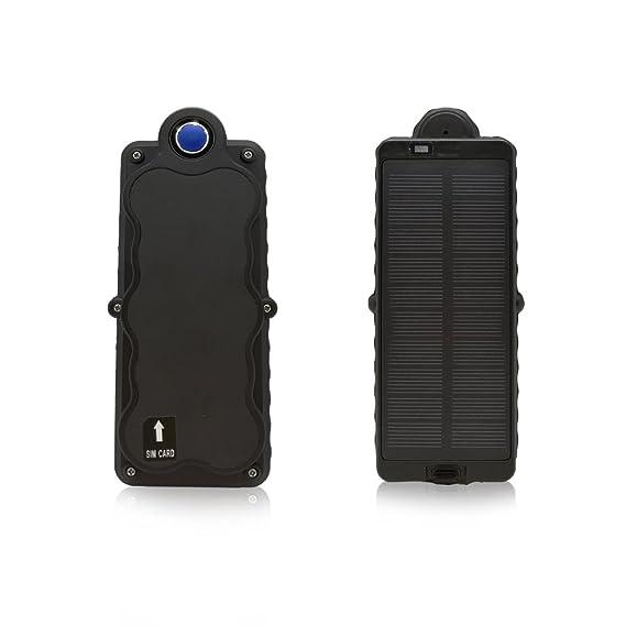 Amazon com: KingNeed New 3G Magnetic Portable Solar SPY GPS/GSM/WiFi
