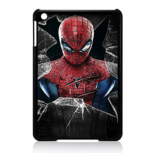 ( For iPad Mini 1/2/3, Generation 1 2 3) Phone Case Back Cover - HOT10271 Spiderman by Pinky Beauty Australia