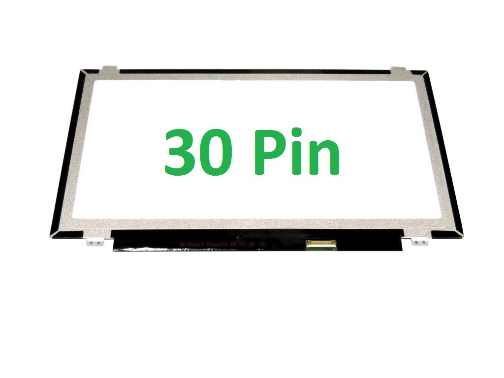 "LCD PANEL FOR HP-Compaq PROBOOK 640 G2 SERIES SCREEN GLOSSY 14.0"" 1366X768 Slim EDP 30 PINS"