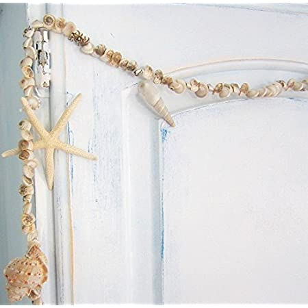 51pDeFVyCdL._SS450_ Beachy Starfish and Seashell Garlands