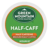Green Mountain Coffee Half-Caff 48 K-Cups for Keurig Brewers (Packaging May Vary)