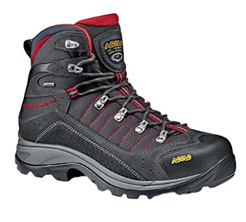 Asolo Men's Drifter GV Grafite/Gunmetal Boot - Asolo Black Boots