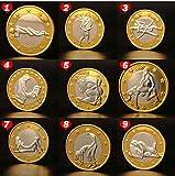 34pcs/lot Euro Sex 6 Nude Sexy Commemorative Coin