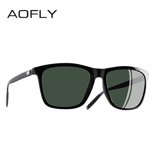 Yangjing-hl Gafas de Sol polarizadas clásicas Gafas de Sol ...