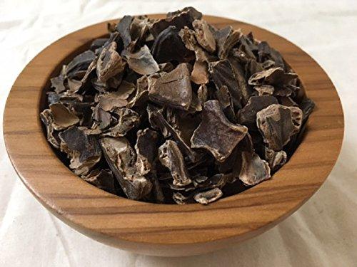 Organic Carob Raw ~ 2 Ounce Bag ~ Ceratonia Siliqua