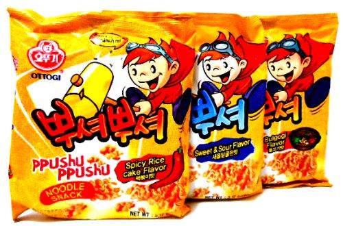 Ottogi Korean Variety Bulgogi Flavored product image