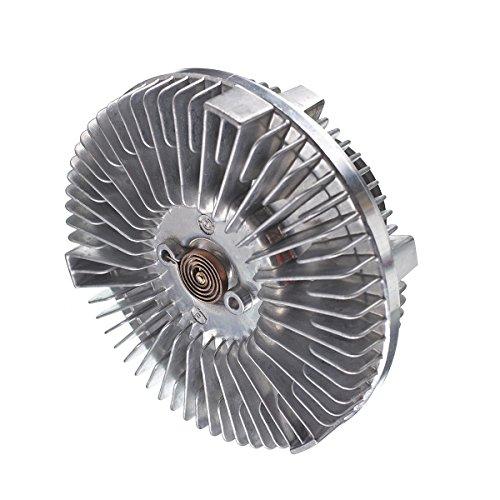 (Cooling Fan Clutch for Chevrolet GMC C/K 1500 2500 3500 Blazer Tahoe Yukon 6.5L Turbo Diesel OHV)