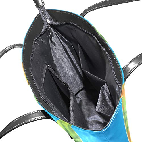 porter à l'épaule TIZORAX pour Multicolore Sac à femme IwxxOpqU