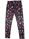 Shopkins Accessories and Make-up Girls Leggings 4-16 (L (10/12))
