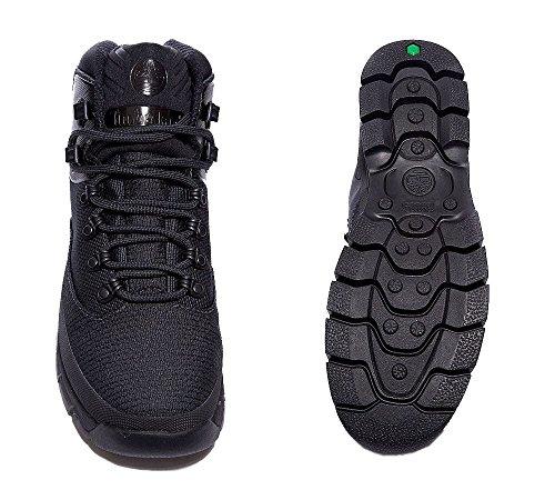 Timberland Euro Hiker Jacquard - Calzado Hombre - negro 2016 Schwarz