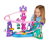Fisher-Price Nickelodeon Shimmer & Shine, Teenie Genies Magic Carpet Adventure Playset