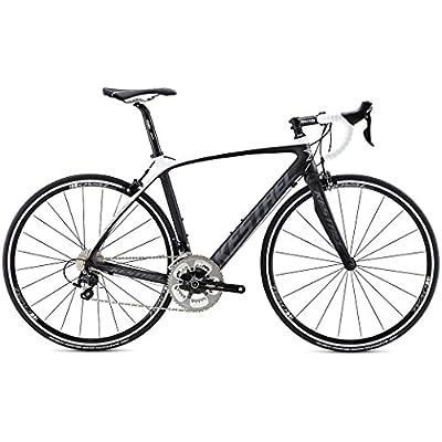 2015 Kestrel Legend Shimano 105 Charcoal/White Carbon Fiber Bike