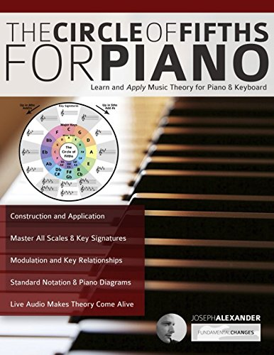 (The Circle of Fifths for Piano: Learn and Apply Music Theory for Piano & Keyboard)