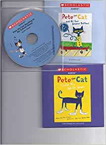Pete The Cat Reader Pack
