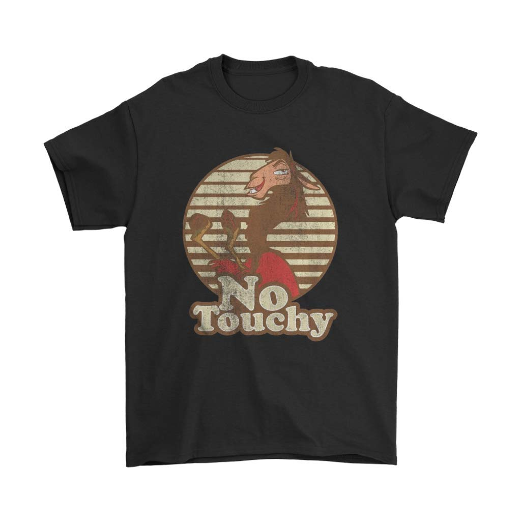No Touchy Emperor S Groove Kuzco Shirts 3349