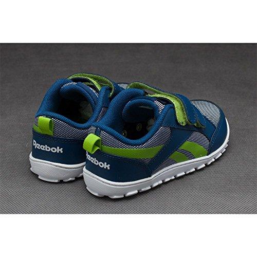 Reebok - Ventureflex Chase - Color: Azul marino - Size: 21.0