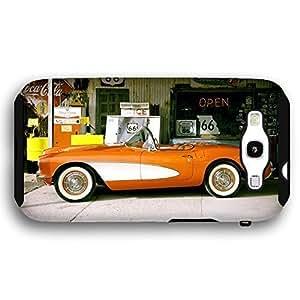1960s Corvette Classic Car For Case HTC One M7 Cover Armor Phone Case