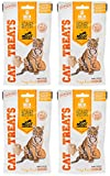 Big Cat Rescue Freeze Dried Chicken Treats for Cats (4 Pack)