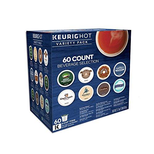 Keurig 60-Count K-Cup Variety Pack