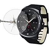 LG G Watch R / Urbane Watch Glass Screen Protector, Fone-Stuff® - Genuine Tempered, Extra Strong Ultra-Thin Guard Cover Film