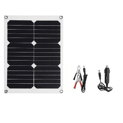 Amazon.com: VQP Panel Solar 10W 20W 30W 50W 5V 12V 18V ...
