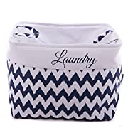 Excellent Quality Laundry Bag By Pier 17 – Unique & Cool Design - Superior Material & Construction – Multi-purpose Handy Practical Hamper – Ideal Size For College Dorms, Hotels & Baby Nurseries.