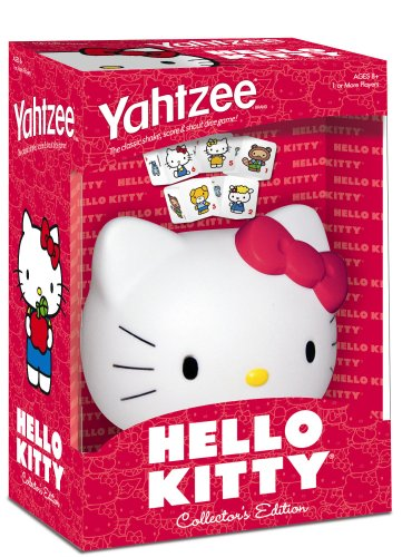 Review Yahtzee Hello Kitty