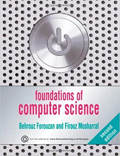 Foundations of Computer Science: 8601421930666: Computer Science ...