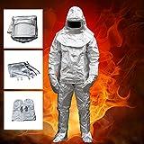 Zinnor Aluminum Foil Heat Resistant Fireproof