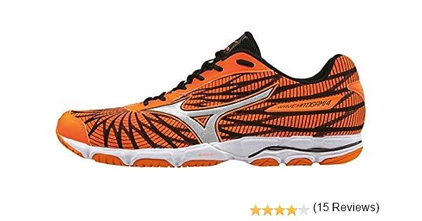 Mizuno Wave Hitogami 4, Zapatillas de Running para Hombre, Naranja ...