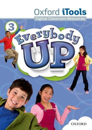 Everybody Up 3 iTools Classroom Presentation DVD-ROM: Language Level: Beginning to High Intermediate.  Interest Level: Grades K-6.  Approx. Reading Level: K-4 PDF