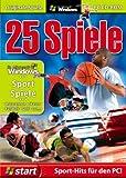 25 Spiele - Sport Spiele