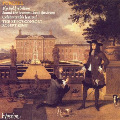 Purcell: Complete Odes and Welcome Songs Volume 3 - Fly, bold rebellion; Sound the trumpet, beat the drum; Celebrate this festival (Kings Trumpet Three We)
