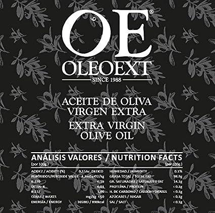 Pack de 3 Garrafas de 5 Litros de Aceite de Oliva Virgen ...