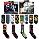 12-Pack 12 Days of Socks Men's Star Wars Socks