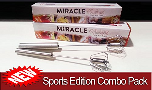 Miracle Whisk Combo Stainless Batteries product image