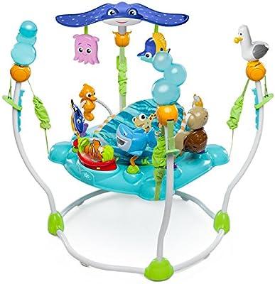 1e79283beff Amazon.com   Disney Baby Finding Nemo Sea of Activities Jumper   Baby
