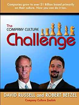 The Company Culture Challenge by [Betzel, Robert, Russell, David]