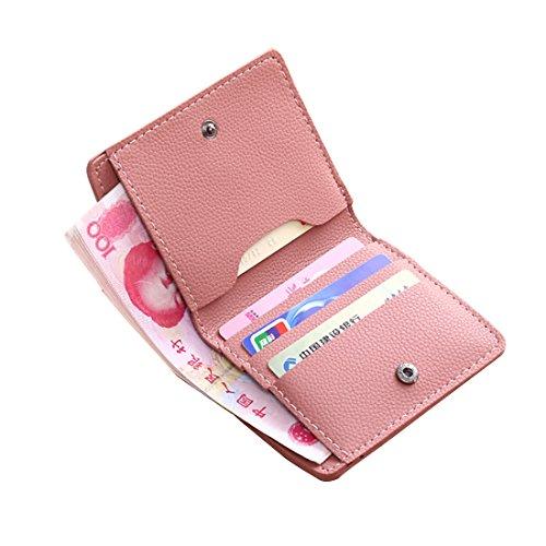 Badiya - Cartera de mano para mujer talla única, rosa (Rosa) - WW06057PK rosa