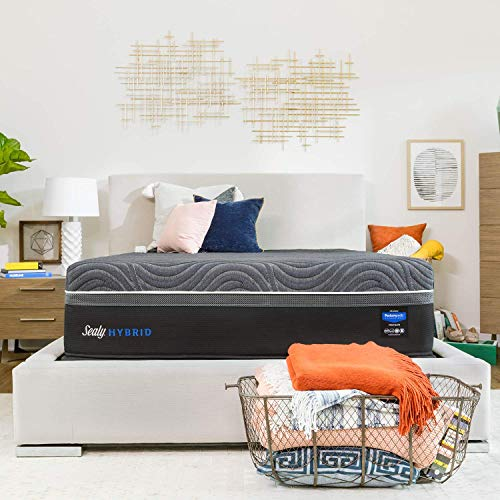 Sealy Hybrid Premium 14-Inch Plush Mattress, King
