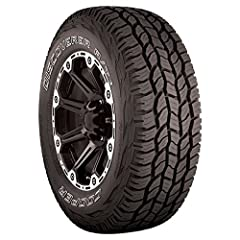 The Discoverer A/T3utilizes a balanced combination of technology, compounding and design to produce a tire that will perform well in nearly all types of terrains. The tread compound enhances wet traction and reduces rolling resistance, while...