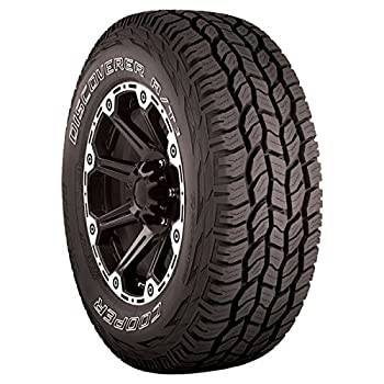 Cooper Discoverer At3 Traction Radial Tire - 26565r18 114t 0