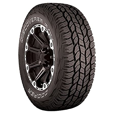 Amazon.com: Cooper Discoverer A/T3 Traction Radial Tire - 265/70R16 121R: Automotive