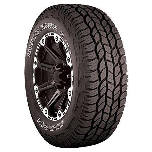 (Cooper Discoverer A/T3 Traction Radial Tire - 265/70R17 115T)