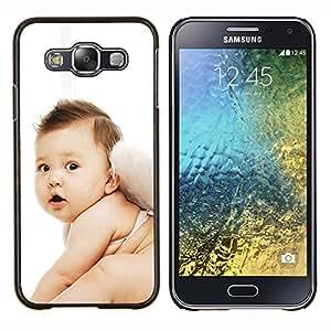 """For Samsung Galaxy E5 E500 , S-type Naturaleza Cascada"""" - Arte & diseño plástico duro Fundas Cover Cubre Hard Case Cover"""