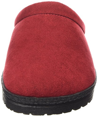 Femme Medoc Chaussons 43 Chaud Doublé 2291 90 Rohde Rouge ZPvXq8x