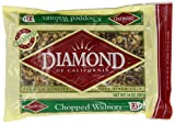 Diamond of California, Chopped Walnuts, 14 Ounce (Pack of 12)