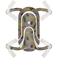 Skin For ZEROTECH Dobby Pocket Drone – Creepy Crawly | MightySkins Protective, Durable, and Unique Vinyl Decal wrap cover | Easy To Apply, Remove, and Change Styles | Made in the USA